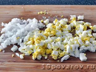 салат из цветной капусты рецепты с фото