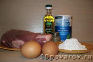 свиные отбивные в кляре рецепт