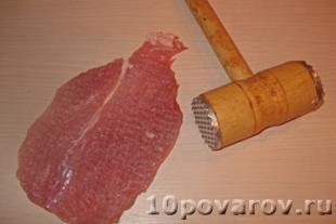 свиная отбивная на сковороде рецепт с фото