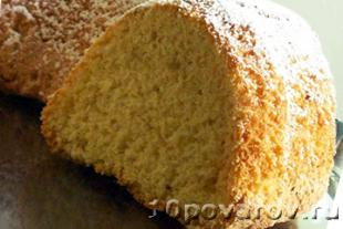 савойский бисквит рецепт