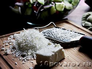 салат сербский рецепт