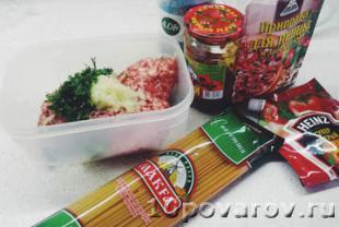 соус болоньезе простой рецепт с томатной пастой