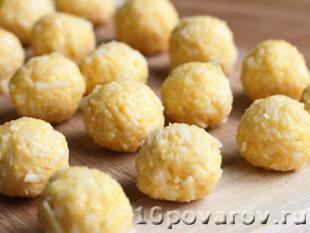 сырные шарики во фритюре рецепт с фото