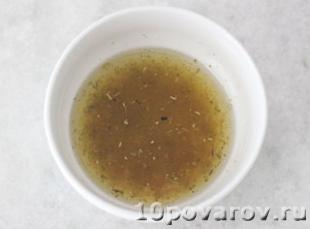 салат с пастой рецепт с фото