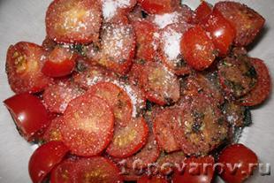 рецепт вяленых помидоров в духовке