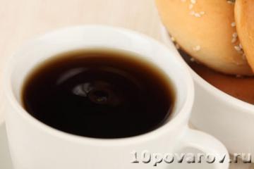 Черный чай с бергамотом (earl grey)